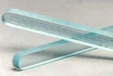Size #7 Glass Gauge NEW MAXOS W// Gasket Reflex Safety Glass