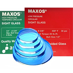 Annular Edge Replacement Glass (Maxos Molded)